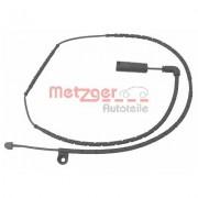 METZGER - Contatto segnalazione, Usura past. freno/mat. d'attrito