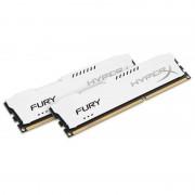 Memorie Kingston HyperX Fury White 8GB DDR3 1866 MHz CL10 Dual Channel Kit