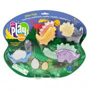 Educational Insights Playfoam Dino Pals Themed Toy Set