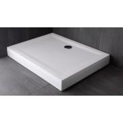 Kolpa san Canary 100 x 100/O öntött márvány szögletes zuhanytálca elõlappal