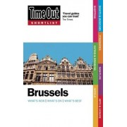 Time Out Shortlist Brussels, Bruges & Antwerp by Time Out Guides Ltd.