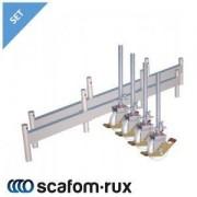 Scafom-rux Universal-Fahrgerüst-Set für Fassaden- und Modulgerüste