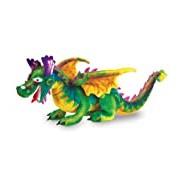 Melissa & Doug Giant Dragon Stuffed Animal (over 1 meter long)