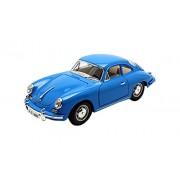 Bburago - 12026bl - Porsche - 356 B Coupé - 1961 - Échelle 1/18