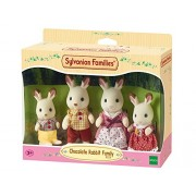 Sylvanian Families - Famiglia Conigli Cioccolato