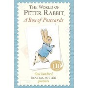 The World of Peter Rabbit: A Box of Postcards by Beatrix Potter