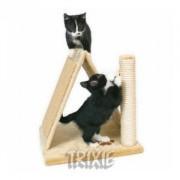 Škrábadlo pro koťata AVILA 40cm - béžové