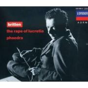 B. Britten - Rapeof Lucretia/ Phaedra (0028942566620) (2 CD)
