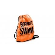 BornToSwim Plavecký vak Swimbag Farba: oranžová