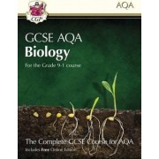 New Grade 9-1 GCSE Biology for AQA: Student Book with Online Edition by CGP Books