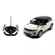 1:14 Range Rover Evoque Rc Radio Control Car White