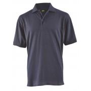 Site Pepper Polo Shirt, blau Gr. M