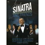 Frank Sinatra - Sinatra & Friends (0602527403748) (1 DVD)