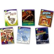 Oxford Reading Tree: Level 11A: Treetops More Non-Fiction: Pack of 6 (6 Books, 1 of Each Title) by David Hunt