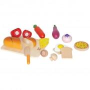 Hape Chef's Choice E3110 Set gioco verdure bambini