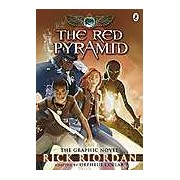 Kane Chronicles: The Red Pyramid: The Graphic Novel The