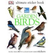 RSPB Garden Birds Ultimate Sticker Book by DK