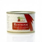 Le Rustignac et ses lamelles de truffe noire 2% 160g