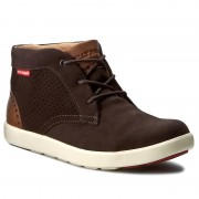 Обувки HELLY HANSEN - Vigeland 109-79.710 Coffee Bean/Brown Sugar/Eggshell/Oxide Red