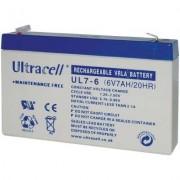 Bateria de Chumbo 6V 7A/h