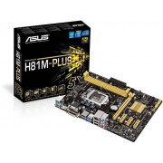 Asus H81M-PLUS Carte mère Intel Micro ATX Socket 1150
