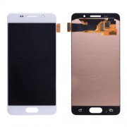 iPartsBuy for Samsung Galaxy A3 (2016) / A310F LCD Display + Touch Screen Digitizer Assembly(White)