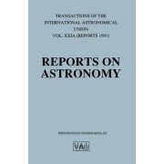 Reports on Astronomy by Derek McNally