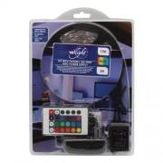 Ljusslinga LED Flerfärgad med Fjärrkontroll Liten