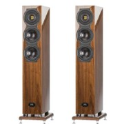Boxe - Elac - FS 507 VX-JET Walnut High Gloss