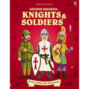 Sticker Dressing: Knights & Soldiers bind up by Kate Davies