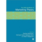 The SAGE Handbook of Marketing Theory by Mark Tadajewski