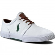 Гуменки POLO RALPH LAUREN - Faxon Low-Ne A85 Y2164 C0225 A1000 White 816176909110