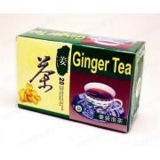 Зелен чай с Джинджифил /Исиот/