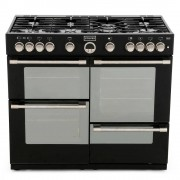 Stoves Sterling R1000GT Black 100cm Gas Range Cooker