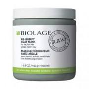 Biolage R.A.W. R.A.W. Mascarilla de Arcilla Re-Bodify - 400 ml