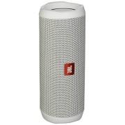 JBL Flip 4 Waterproof Portable Bluetooth Speaker (White)