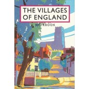 Brian Cook: The Villages of England Notebook by Anova Books