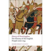 The History of the English People 1000-1154 by Henry Of Huntingdon