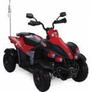 Atv electric 12V Hawk Red