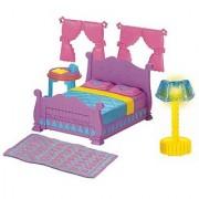 Dora Designer Dollhouse Furniture Master Bedroom Set