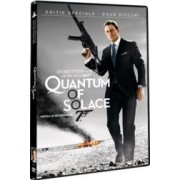 QUANTUM OF SOLACE 2 discs 1 DVD 2008