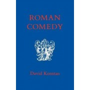 Roman Comedy by David Konstan