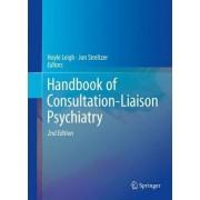 Handbook of Consultation-Liaison Psychiatry 2015 by Hoyle Leigh