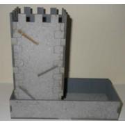Dice Tower - Stone