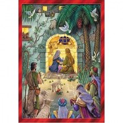 Peaceful Nativity Advent Calendar