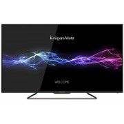 "Televizor LED Kruger&Matz 127 cm (50"") KM0250, Full HD, CI + Lantisor placat cu aur si argint + Cartela SIM Orange PrePay, 6 euro credit, 4 GB internet 4G, 2,000 minute nationale si internationale fix sau SMS nationale din care 300 minute/SMS internationa"
