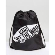 Vans Черная сумка со шнурком Vans Off The Wall - Черный
