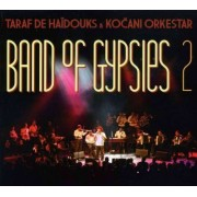 Taraf De Haidouks - Bandof Gypsies2- Digi- (0876623006237) (1 CD)