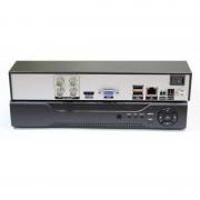 Registratore videosorveglianza Dvr 4 canali HVR SDI MPX 1080p IP Hdmi Vga Smart