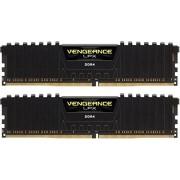 Corsair Vengeance LPX CMK16GX4M2B3466C16 Kit di Memoria RAM da 16GB, 2x8GB, DDR4, Nero